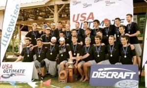 USAU Champions, 2011